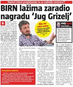 Informer - Jug Grizelj-