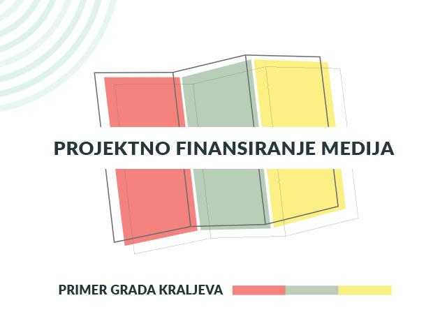 Projektno finansiranje medija - Kraljevo