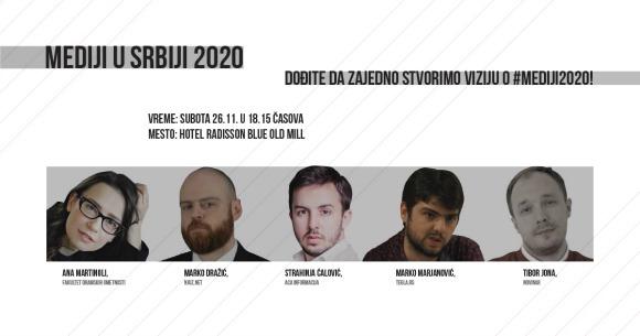 Mediji u Srbiji 2020, BIRN Srbija